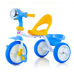 New design hot sale children carrier ride on tricycle for kids
