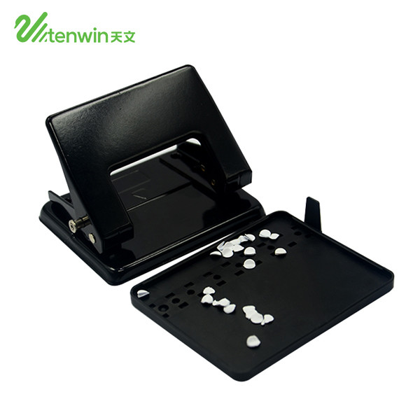 Office Binding Supplies Tenwin 4105 metal two holes best selling paper hole punch