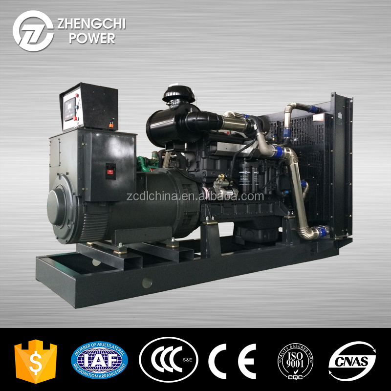 110KW / 137KVA Quick opening Cheap genset portable