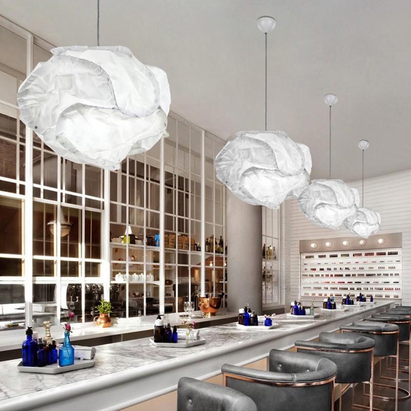 Wunderbar 2017 Neue Hotel Lobby Dekoration Deckenleuchte Large Size Modernen Wolke  Form Kronleuchter Licht
