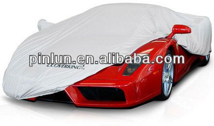 100% polyester mix nylon printed watrproof fabric for car cover
