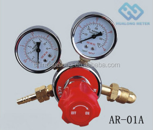 Acetylene Regulator copper body