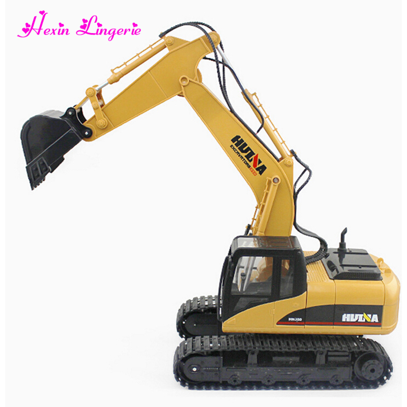 High Quality Miniature Car <strong>Model</strong> Kids Movable 2.4G Remote Control Series excavator toys