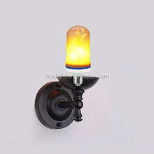 Hot product Energy Saving Bulb simulated decorative lighting vintage fire variable LED lamp light