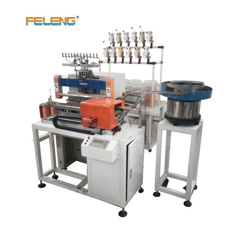 2019 Nieuwe Supply Automatische Transformer Coil Winding Machine