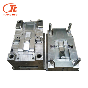 custom ATM products precision plastic injection mold