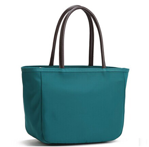 Heavy Duty Large Vinyl Tote Bags Camel Cotton Bag With Leather ...