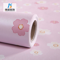 Custom room pvc vinyl home wall decoration paper