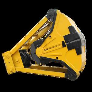 Mechanical Clamshell Grab Bucket, Mechanical Clamshell Grab