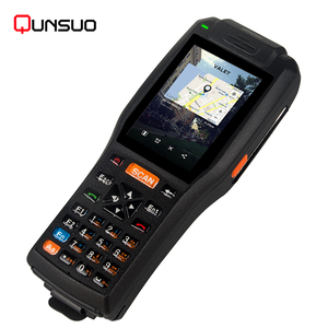 2015 rugged true flat android pos terminal, android pos terminal with thermal printer, handheld pos PDA3505