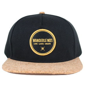 b61d1ff672db1 Wood Brim Hat