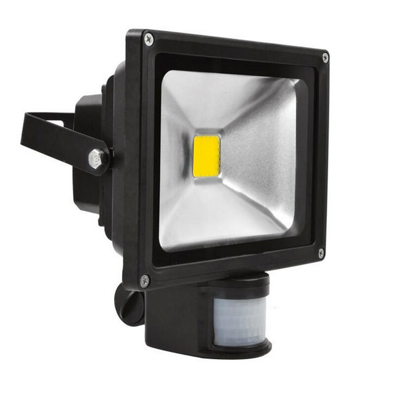 10W-20W-30W-AC85-265V-IP65-Waterproof-Outdoor-PIR-LED