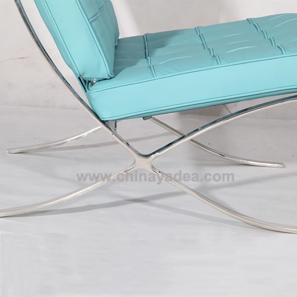 Barcelona chair replica mies van der rohe barcelona chair for Barcelona chair replica deutschland