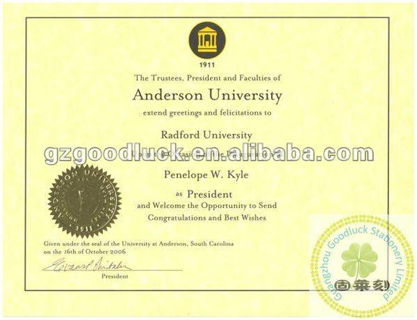 diploma certificate paper university certificate paper custom