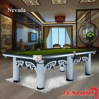Fast Delivery billiard pool table second hand billiard tables for sale