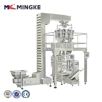 automatic pouch chips packaging machine