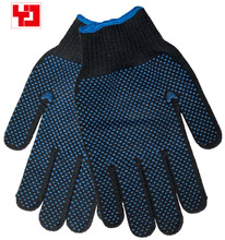 Super grip coton main dot gant