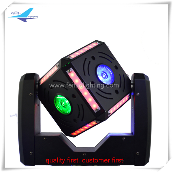 FT-948A High Quality best price mini Professional Stage lamp Cheap 6*12W 4 in 1 RGBW LED Mini Moving Head light