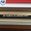 Embossed Light design Pu leather with twill fabric for sofa/car leather seat/upholstery/leather sofa supplier in wenzhou