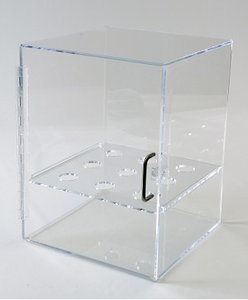 Wholesale clear acrylic container for food