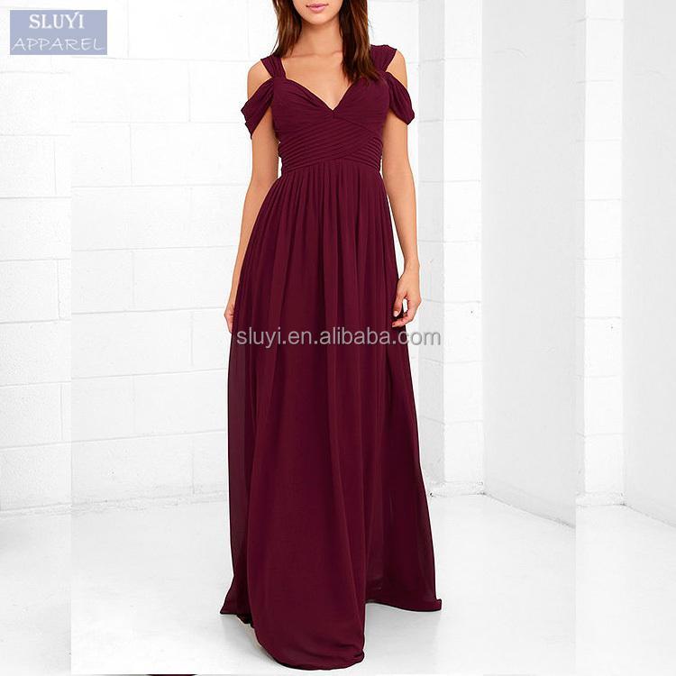 Спинка платья с водопадом