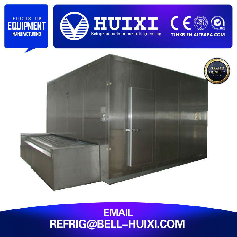 commercial tunnel meat freezer iqf cheap chest freezer nz