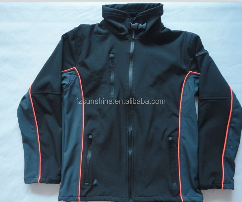 20000mm Waterproof Mens Softshell Jackets