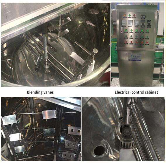 Effen zeep noedels productielijn wc zeep afwerking lijn