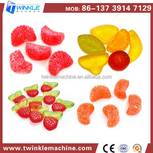 TKB379 JELLY GUMMY CANDY MAKING MACHINE
