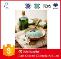 FDA floral Scent Crystal personal care bath salts