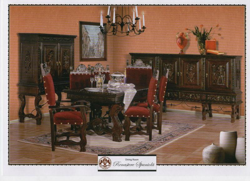 spanisch renaissance esszimmer-andere klappmöbel-produkt id, Esszimmer