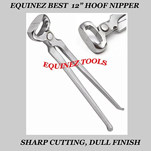 Tfs United Farrier Curved Jaw Clincher