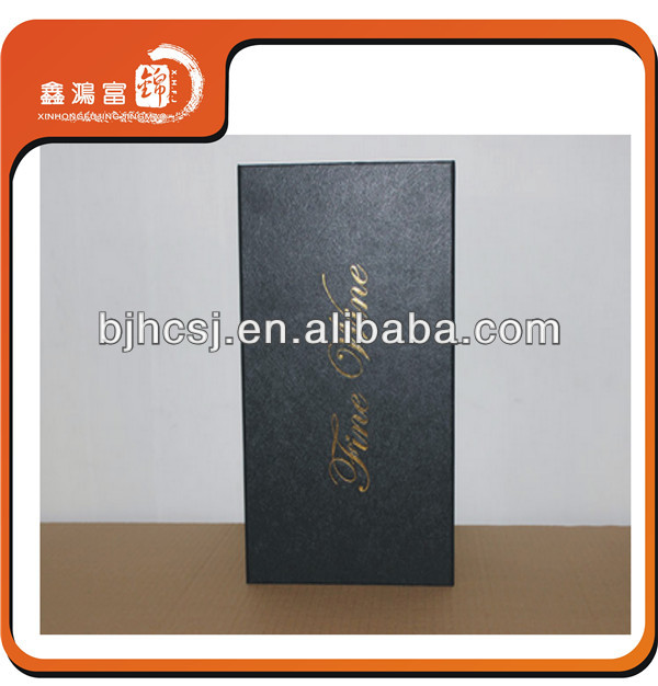 China high quality customized alcohol package box