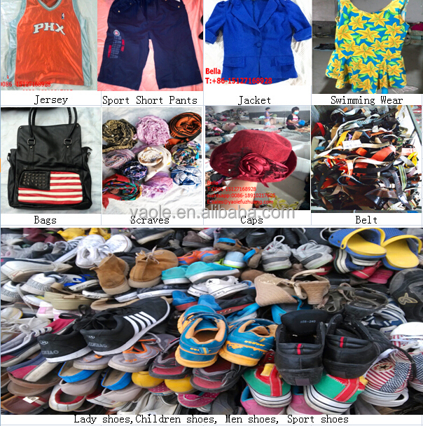 High End Used Clothing,Used Shoes,Fairly Used Clothes