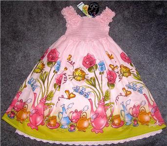 Alice In Wonderland Girls Dresses Buy Girls Dresses Product On