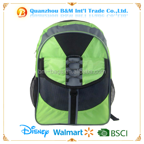 "Cheap Outdoor 15"" laptop school backpack bags"