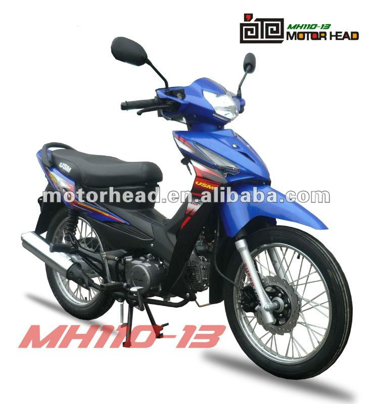 MH110-12 110cc super pocket bike scooter