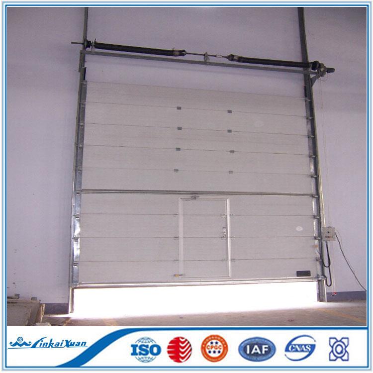 Wuxi acero galvanizado fabricaci n puerta industrial - Puerta de acero galvanizado ...