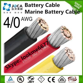 1 Awg Marine Batteriekabel 10 Gauge Verzinktem Draht Meeres Wire ...