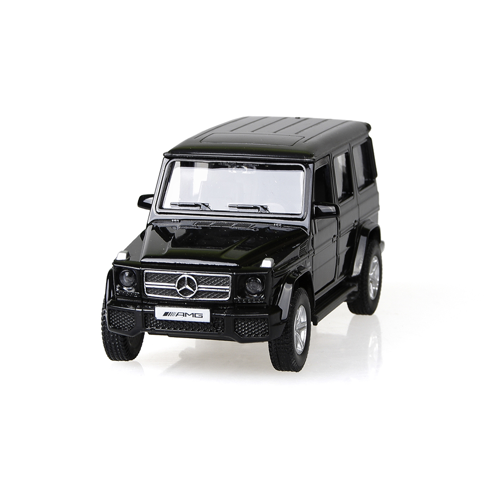 UNI FORTUNE BZ G Class G55 G63 AMG Black 1 36 alloy models model car SUV