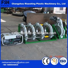 Factory wholesale automatic fusion for hot plate welding on plastic pipes With Bottom Price