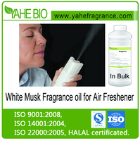 Wholesale White Musk fragrance oil for air freshener, toilet water concentrate musk oil
