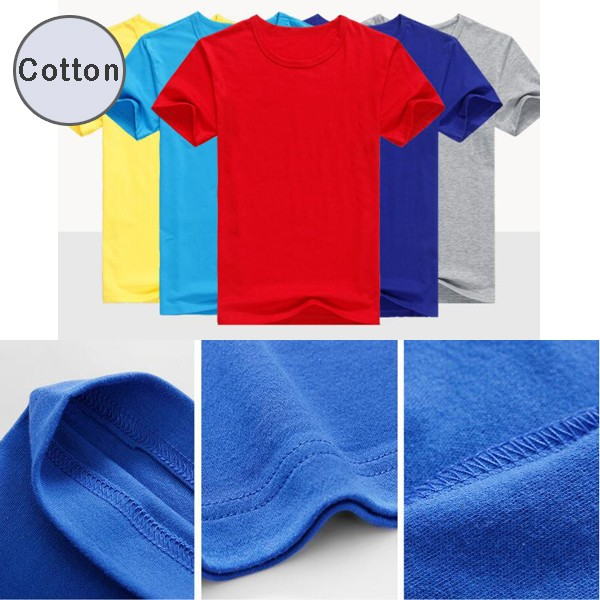 cheap custom cotton t shirt screen printing in china