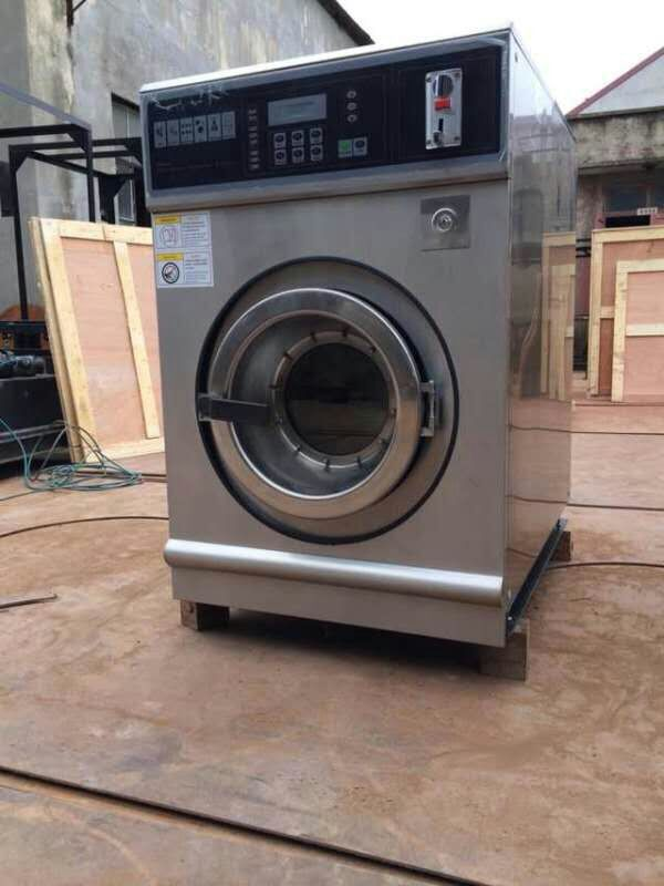 commercial laundry coin washing washer extractor for clothes washing