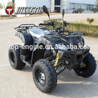 High quality chain drive 150CC electric 4 wheeler ATV for adults