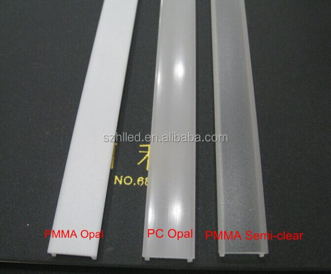 Led Aluminium Square Tube Profil For Recessed Wall Washer Or ...