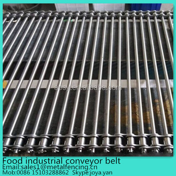 bakery oven process,seafood washing process stainless steel healthy chain link mesh conveyor belt