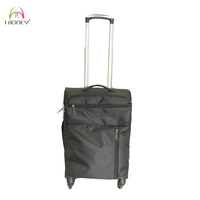 Light Weight Travel 600D soft Trolley Luggage Bags With China Suppliers