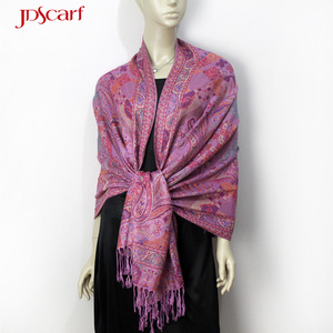 Indian kalamkari pashmina kani kani jamawar ladies cape shawl shawls