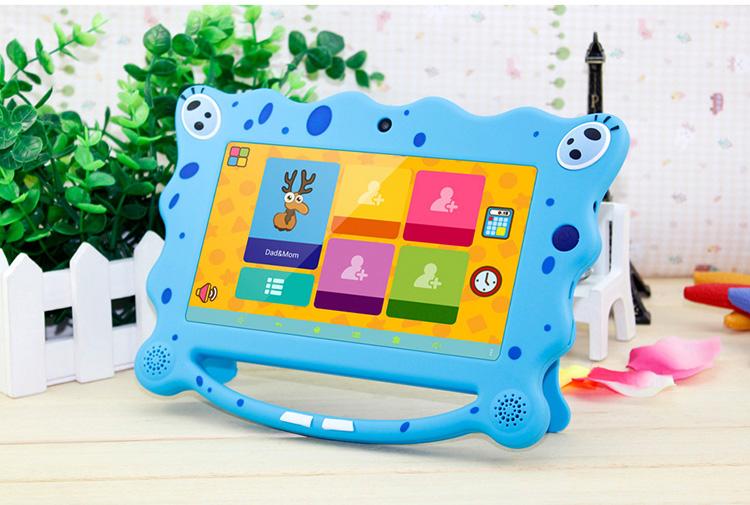 OEM Melhor Preço Barato Rússia em Vários Idiomas Espanhol Tablet PC para As Crianças Jogos